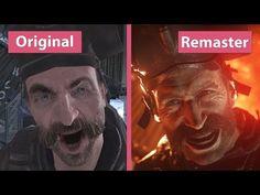Call of Duty Modern Warfare – Original vs. Remastered Graphics Comparison - YouTube