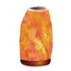 WBM Himalayan Aroma Therapy Natural Crystal Salt Lamp - BedBathandBeyond.com