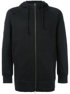 ADIDAS ORIGINALS zipped hoodie. #adidasoriginals #cloth #hoodie