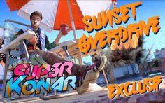 Sunset Overdrive - Délire avec SUP3R KONAR et AMIXEM!