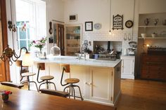 Grainne and Ian's Characterful Collection in Edinburgh House Tour | Apartment Therapy