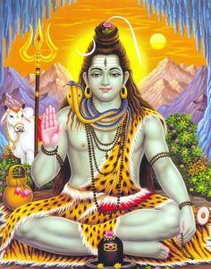 Shiva = शिव