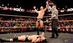 تعرف على نزالات NXT تيك أوفر سان…
