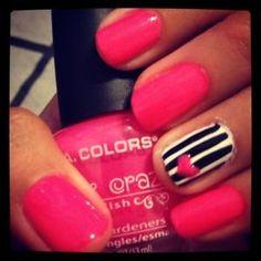 Cute nail design by renee