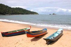 Praia de Toque-Toque Pequeno - São Sebastião - Litoral Norte