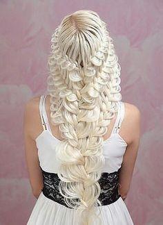 Wow! Stunning braid!
