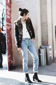 Street Style   Photo: College Vintage