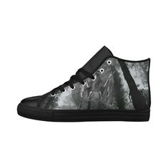 a3a48ca34db5 collage  The The Nightfall   Gloria Sánchez Aquila High Top Action Leather  Women Collages