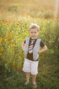 My sassy little monkey. {Sunny Skaggs Photography}