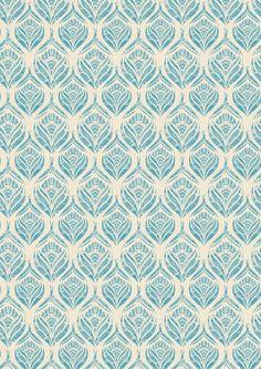"""Curioos.com   """"Blue Vintage"""" by Kiley Victoria Woolgar (United Kingdom) - RECTO - VERSO"""