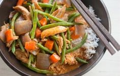 Thai-Style Red Curry with Turkey and Green Beans | Whole Foods Market