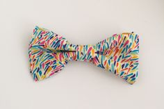 Hundreds&Thousands Bow Tie Kids Bow Ties, Different Patterns, Bows, Cotton, Men, Arches, Bow, Bowties, Ribbon