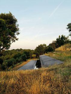 Provence, maison, architecte Rudy Ricciotti © Olivier Amsellem (AD n°95 septembre-octobre 2010)