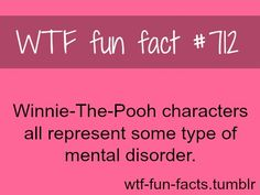 Wtf fun facts about winnie the pooh.
