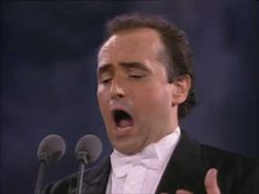 Los Tres Tenores -Amapola- Roma 7/7/1990