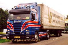 Scania 143 m  VL-41-XT met Visbeen huif