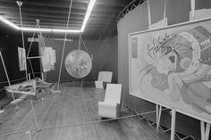 """1er juin - 19 septembre 1977. Exposition """"Paris - New York"""", Pontus Hulten. © Centre Pompidou - MNAM-CCI - Bibliothèque Kandinsky - Jacques Faujour #centrepompidou"""