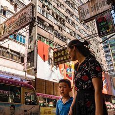 Mesmerizing moments from Hong Kong daily life.
