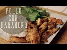 POLLO CON HABANERO! - YouTube