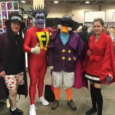 Darkwing duck yessss!! #inuyasha #animecosplay #cosplay #darkwingduck