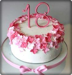 Encuentra ideas de diseños de tortas para mujeres de 18 años, las cuales están inspiradas en distintas temáticas como los pasteles vintage, tortas modernas, pasteles románticos