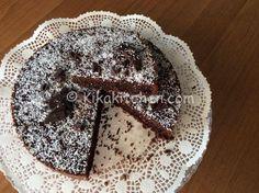 Torta cocco e cioccolato soffice. Ricetta passo passo