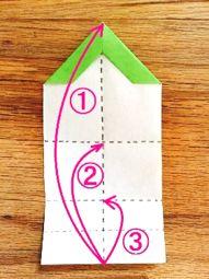 うっとりがみ 基本形2の折り方   透かし折り紙研究部★うっとりがみ Paper Shopping Bag, Craft