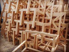 Entregando sillas KASSEL #interiorismo #disenomexicano #madera #decoracion #diseñointeriores #facebook #interiordesig #home #mexico #city #furniture #furnituredesign #muebles #mobilario #instadecor #instagood #hechopormexicanos #mueblesvintage #decor #deco #room #interiorismo #interiors #depadesoltera #roomdecor #muebles by omargarcia_gutierrez