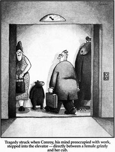 PEUR EVOL: Sunday Funnies: THE FAR SIDE