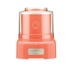 cuisinart ice cream & yogurt maker