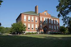 The Estes School on Kelleys Island. #Ohio # Historic #School