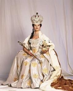 Catherine Zeta Jones as Catherine the Great