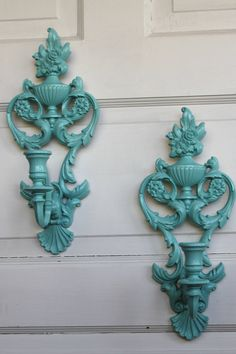 Vintage Candle Wall Sconce