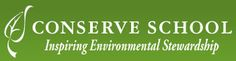The conserve school is an awesome model for environmental education and outdoor classrooms.  Conserve School: An environmental semester school program in the Northwoods of Wisconsin