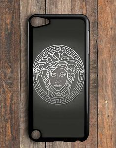 Versace White Logo iPod Touch 5 Case