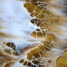 . . . #metallics #metallicgold #paintworld #paintmovement #paintflow #imagination #imaginationarts #fantasy #wallartdecor #fluidart #acrylics #smallart #details #fluid_art #fluidartwork #fluidartists
