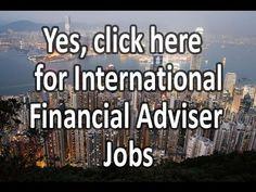 IFA Careers Offshore Financial Adviser Jobs offshore Adviser Careers