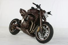 "Suzuki Bandit 1200 ""Hot Chocolate"""