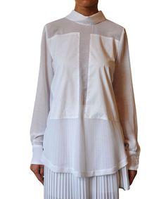 Gaetano Navarra Silk blouse