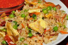 riso alla cantonese piatto etnico