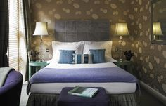 Flemings Mayfair Bedroom
