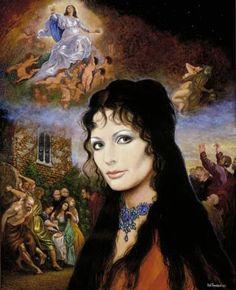 "Saatchi Art Artist Jean Thomassen; , ""Souvenir de Venise"" #art"