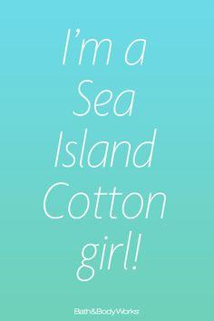 Breezy beautiful. #SeaIslandCotton