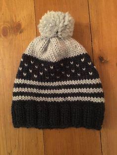 Ravelry: Eskimo Hat pattern by Becky Woodhouse