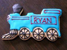 Train cookie idea #3