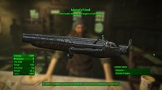 The sprawling wasteland of 'Fallout can be a tough place without a solid weapon (or three) at your side. Here are 24 of the best and where to find them. Fallout 4 Secrets, Fallout Tips, Fallout Meme, Fallout 4 Weapons, Sci Fi Weapons, Weapons Guns, Fallout 4 New Vegas, Fallout Four, Vault Tec
