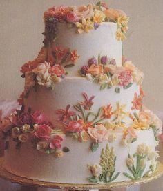 Cupcake Cafe wedding cakes