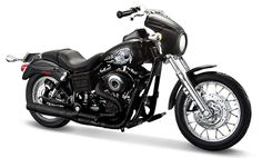 "Sons of Anarchy - Jackson ""Jax"" Teller's 2003 Harley Davidson Dyna Super Glide Sport (1/12)"