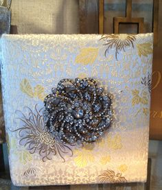"""Beautiful photo album for that """"special occasion""""! Available at Amelia's Fine Linens, Chesterfield, MO Fine Linens, Chesterfield, Amelia, Special Occasion, Tapestry, Album, Beautiful, Home Decor, Tapestries"""