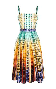 Suddenly Dress by Mary Katrantzou for Pre-Order on Moda Operandi